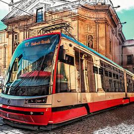 Jenny Rainbow - The Tram of Wishes. Prague