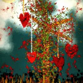 RC deWinter - The Tree of Hearts
