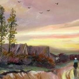 The Village by Sorin Apostolescu
