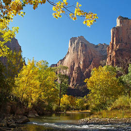 Alex Cassels - The Virgin River and the Court of the Patriarchs