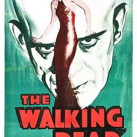 Gianfranco Weiss - The Walking Dead Poster