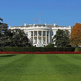 The White House - Washington, D.C. by Richard Krebs