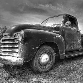 Gill Billington - The Workhorse - 1953 Chevy Pickup