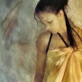 Gun Legler - The yellow dress