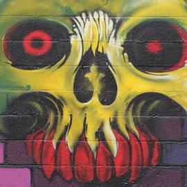 Steven Parker - The Yellow Skull