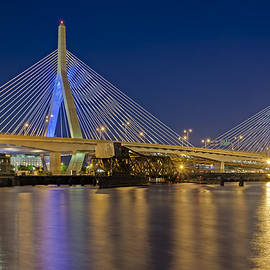 The Zakim Bridge by Susan Candelario