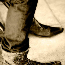 'dem Boots by Melinda Ledsome