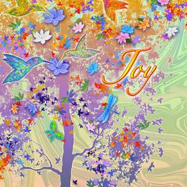 Teresa Ascone - Themes of the Heart-Joy
