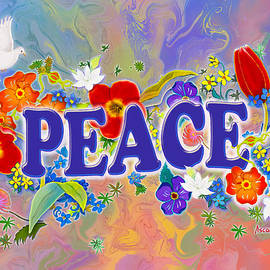 Teresa Ascone - Themes of the Heart-Peace