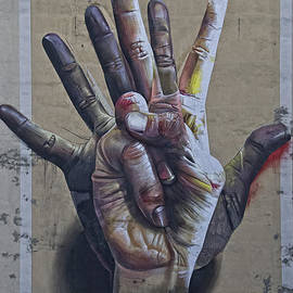 These Are The Hands . . . by Joachim G Pinkawa