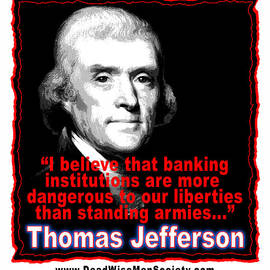 Thomas Jefferson And Banking Institutions by K Scott Teeters