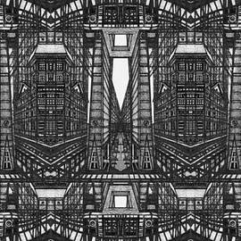 Serge Yudin - Three Canals Fragment 1