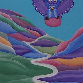 Thunderbird Mystery by Barbara St Jean
