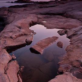 Michael Blanchette - Tide Pool Geometry
