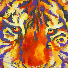 Tiger Eyes by Stephen Anderson