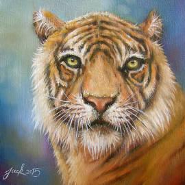 Tiger by Jack No War