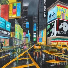 Bev Conover - Times Square