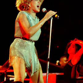 Tina Turner - 0445 by Gary Gingrich Galleries