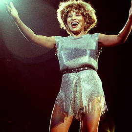 Tina Turner - 0458-1 by Gary Gingrich Galleries
