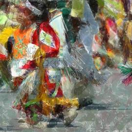 Tiny Tot Dancers by Kathleen Struckle