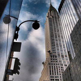 Miriam Danar - Titan of 42nd Street - The Majestic Chrysler Building