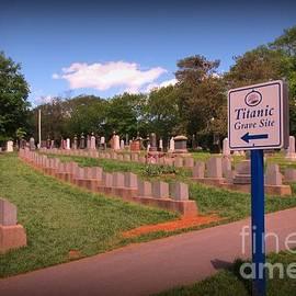 John Malone - Titanic Grave Site