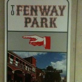 To Fenway Park by WaLdEmAr BoRrErO