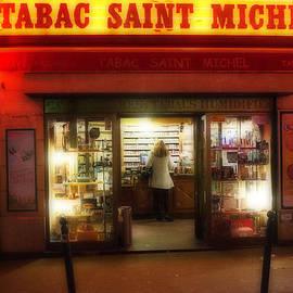 Hugh Smith - Tobacco Shop Paris