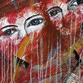 Ismeta Gruenwald - Together- Abstract Art