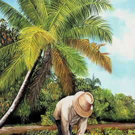 Dominica Alcantara - Tomato Picker