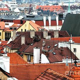 John Rizzuto - Top View in Prague