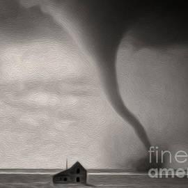 Tornado by Gregory Dyer
