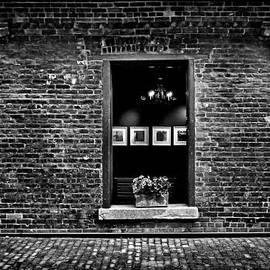 Brian Carson - Toronto Distillery District Art Gallery Window