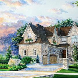 Hanne Lore Koehler - Toronto Family Home