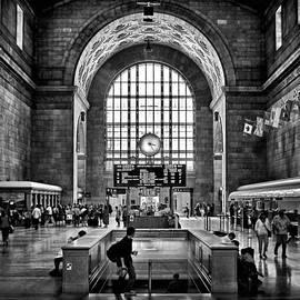Toronto Union Station 323PM by Brian Carson
