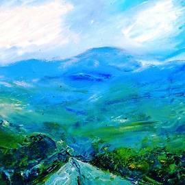 Trudi Doyle - Towards The Blue Wicklow Mountains