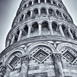 Tower Of Pisa by Kim Andelkovic