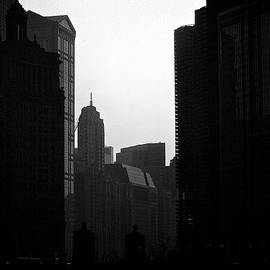 Towers - City of Chicago by Frank J Casella