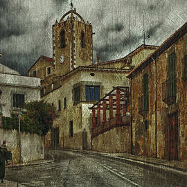 Pedro L Gili - TOWN HALL AND CHURCH BELL TOWER