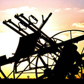 Kimberleigh Ladd - Tractor Silhouette