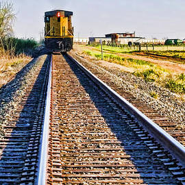 Train of Thought by Gary Holmes