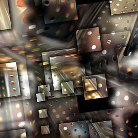 Florin Birjoveanu - Transpired Lights