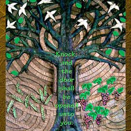 Michele Avanti - Tree Of Life Bronze Chapel Doors