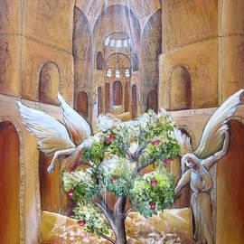 Julie Sneeden - Tree of Life