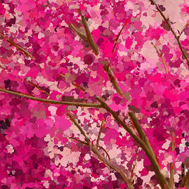 Bruce Nutting - Tree of Pink Love
