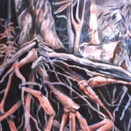 Janet Felts - Tree Roots