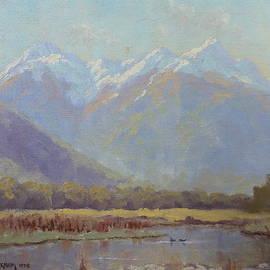 Terry Perham - Triangle Peaks