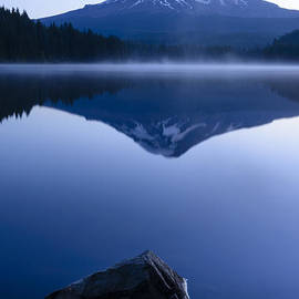 Oscar Gutierrez - Trillium Lake and Mt. Hood