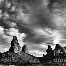 Trona Pinnacles California 2 by Bob Christopher