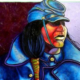 Joe  Triano - Trooper Crow-Horse